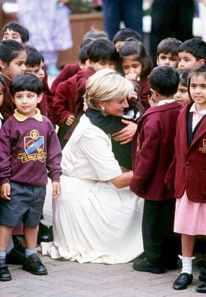 Princess Diana in June 1997