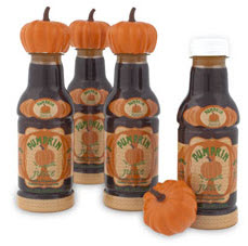 Pumpkin Juice from Harry Potter films