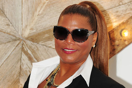 is Queen Latifah coming out?