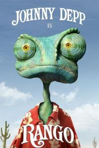 Johnny Depp's Rango now available at RedBox & Neflix