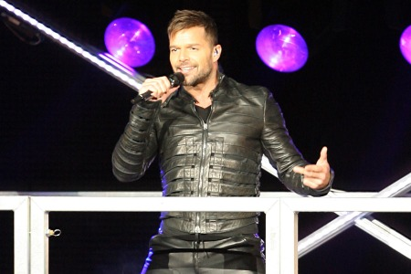 Ricky Martin has baby girl hopes
