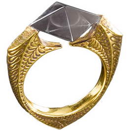 Harry Potter Horcrux Ring from the WB shop
