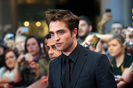 Robert Pattinson's Revelation