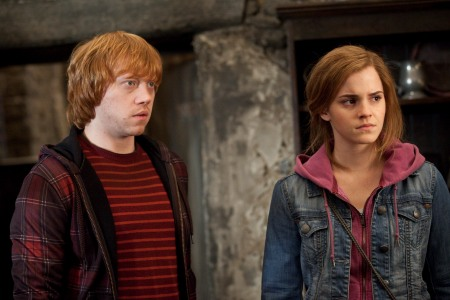 Emma's Harry Potter exit interview