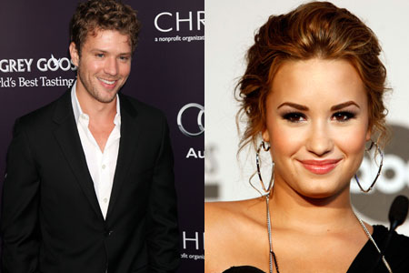 Ryan Phillippe dating Demi Lovato?