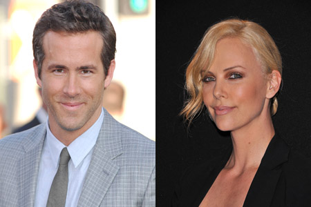 Theron and Reynolds: Dating?