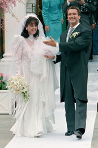 Shriver marriage: Terminated