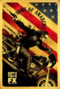 No Emmy nod for Sons of Anarchy