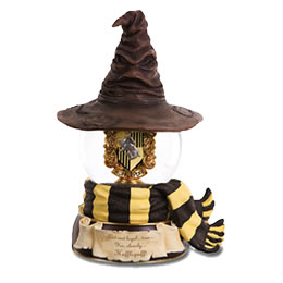 Hufflepuff Sorting Hat Music Box