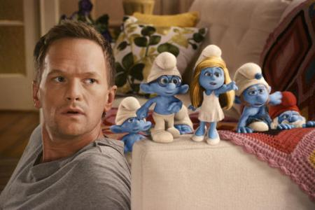 Neil Patrick Harris stars in The Smurfs