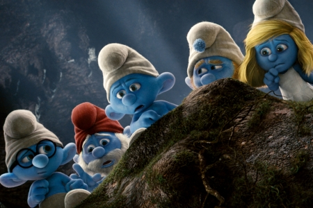 The Smurfs arrives in theaters July 29