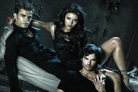 The Vampire Diaries sizzling season 3