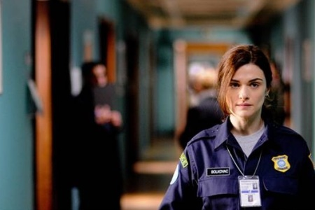 Rachel Weisz in The Whistleblower