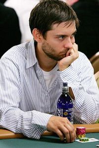 Tobey Maguire: poker-gate