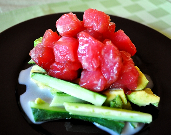 A Different Take on Tuna Salad