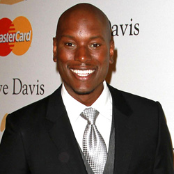 Tyrese Gibson - Grammy Awards