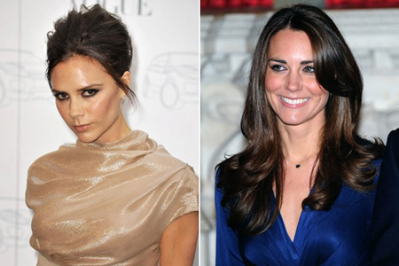Kate Middleton is Harper's muse