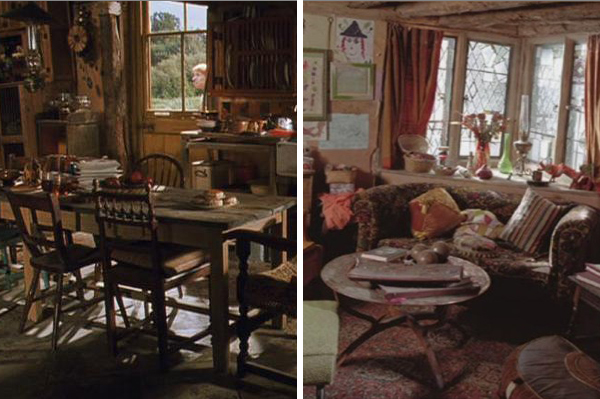 Weasley Home Decor