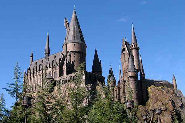 Wizarding World of Harry Potter at Universal Studios