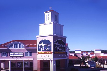 Wrentham Village Premium Outlet