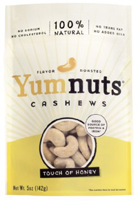 Yumnuts Cashews