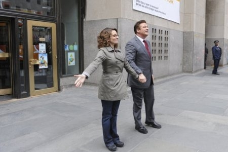 Could Alec Baldwin leave 30 Rock and Tiny Fey behind?
