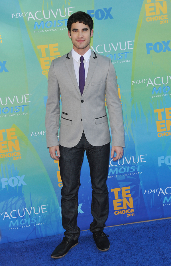 Darren Criss Teen Choice Awards