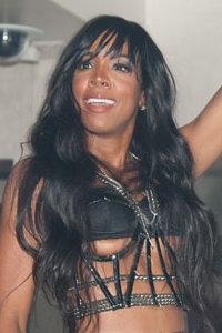 Kelly Rowland's double exposure