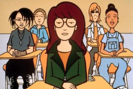 MTV Turns 30 Daria Cast