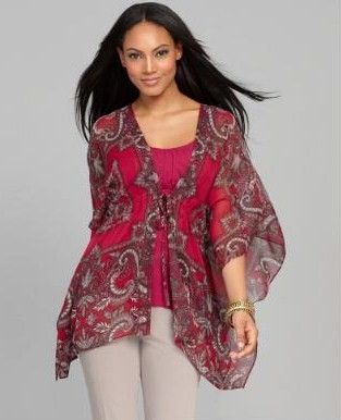INC International Blouse