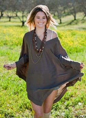The poncho is back!