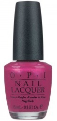 opi flashbulb fucshia nail color