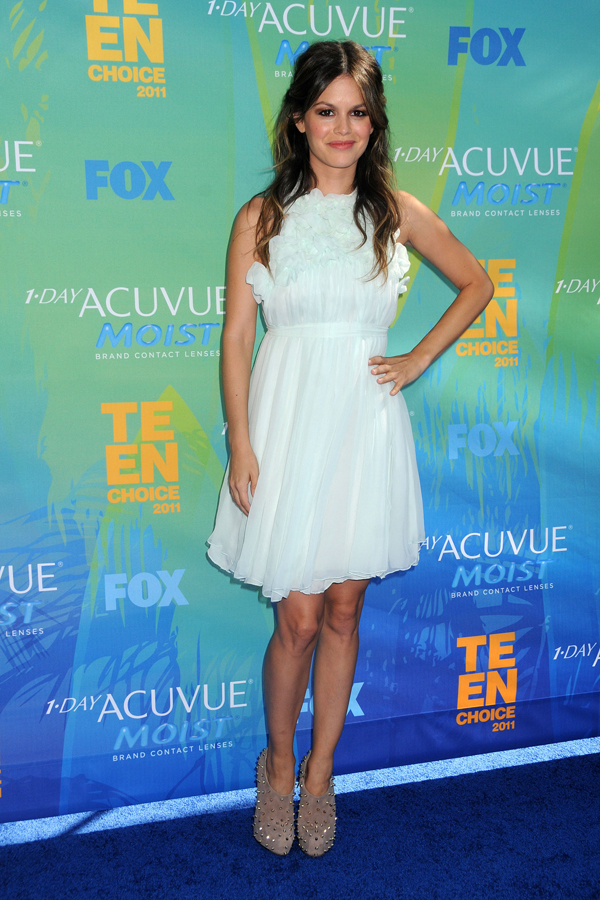 Rachel Bilson Teen Choice Awards