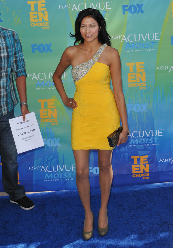 Tinsel Korey Teen Choice Awards