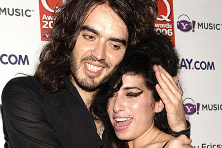 Russell Brand remembers his friend