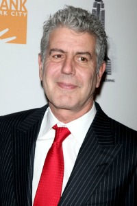 Anthony Bourdain Finds Food Network Foul