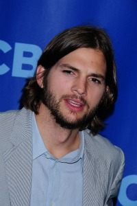 No problem for Ashton Kutcher