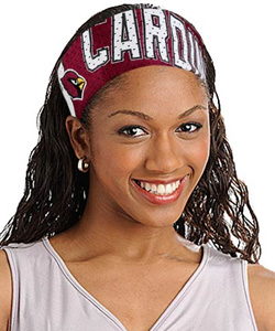 Arizona Cardinals Jersey Headband