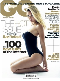 Bar Refaeli -- GQ