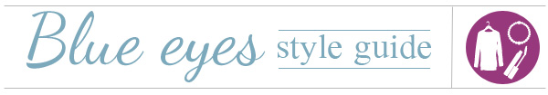 Blue eyes style guide