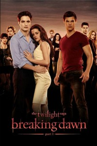 Breaking Dawn psoter