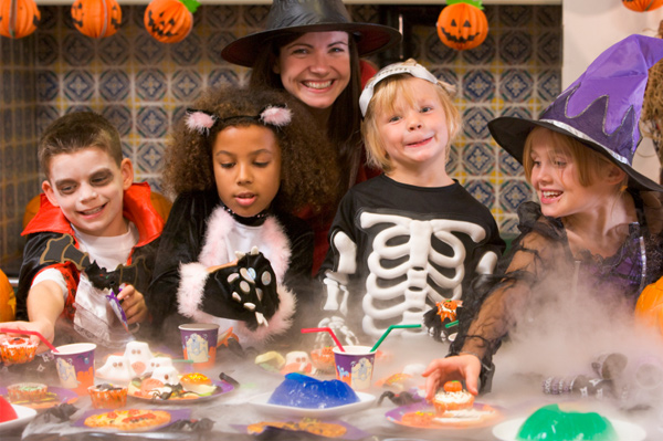 Budget-friendly Halloween tips