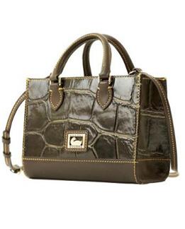 Burnt Olive Handbag