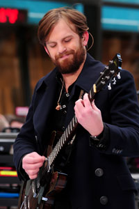 Caleb Followill suffering 'exhaustion'