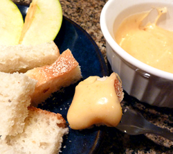 Date Night Dishes... Fondue Party