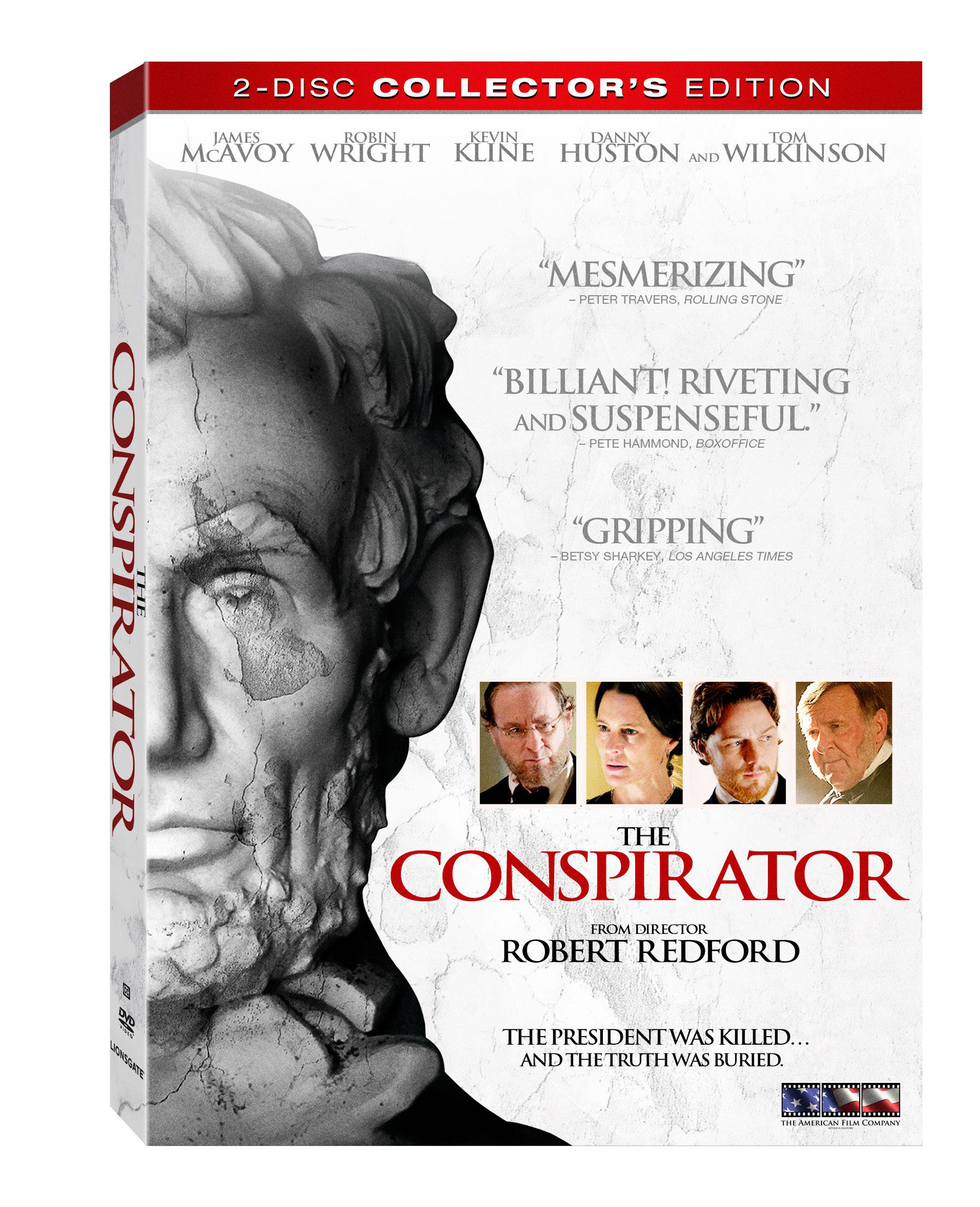 a film analysis of the conspirator directed by robert redford For all of his classic roles and causes, robert redford remains the crusader from all the president's men, skulking around washington, dc, in the middle of the night the conspirator, redford's new film as director (remember, he does that too), strains for timeliness: a terrorism courtroom drama.