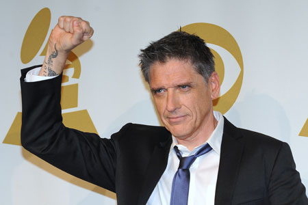 Craig Ferguson laughs on scare