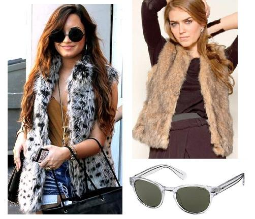 Celebrity look: Demi Lovato