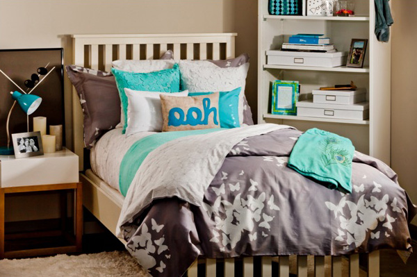 Dorm decorating ideas for girls decorating ideas - Dorm room bedding ideas ...