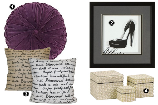 Personality-based dorm room décor